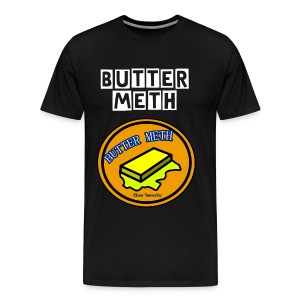 BUTTER METH TSHIRT - Men's Premium T-Shirt