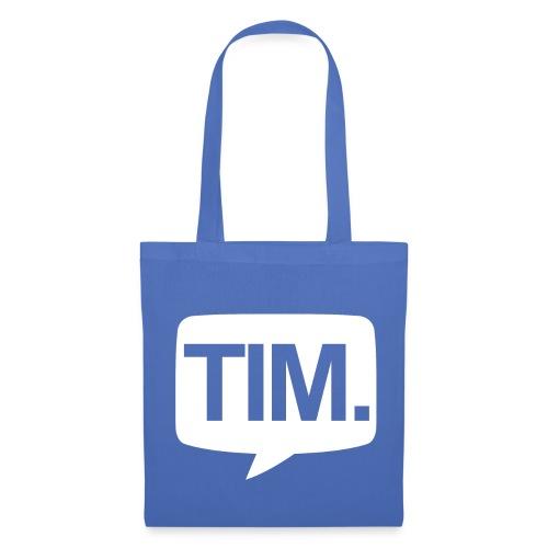 TIM. Tas van stof - Tas van stof