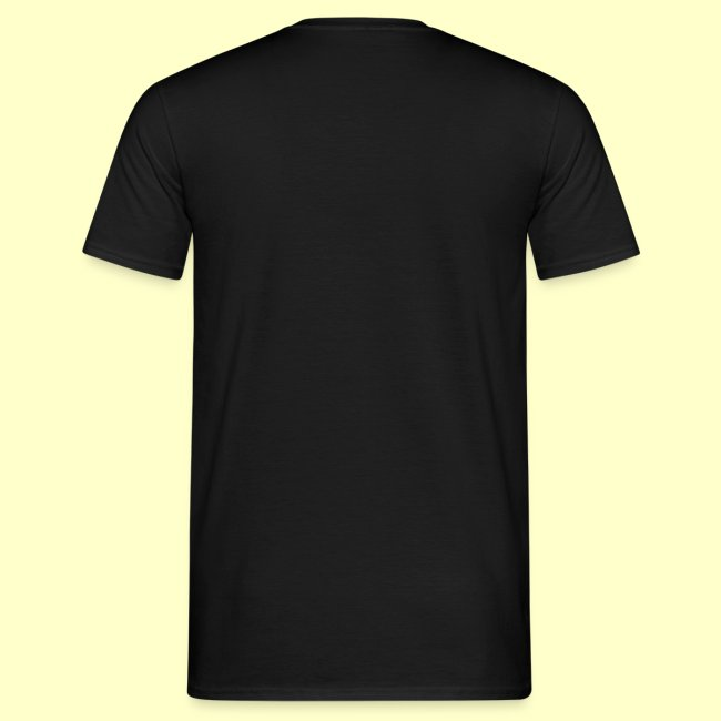 Fan-T-Shirt Aktivist Schwarze Pumpe