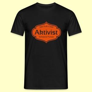 Fan-T-Shirt Kult-ClubAktivist - Männer T-Shirt