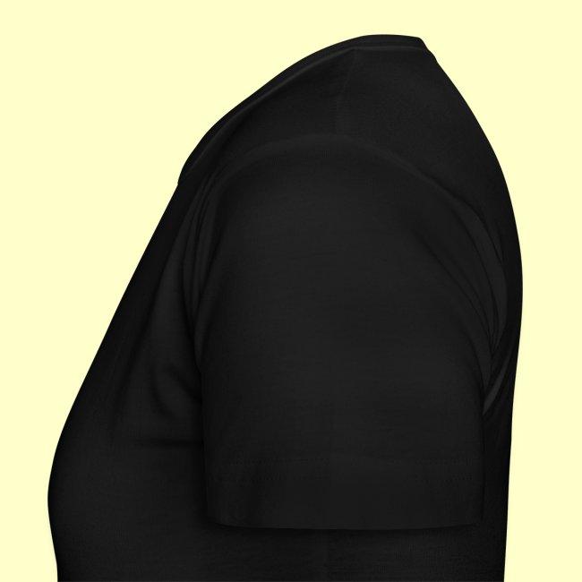 Fan-T-Shirt Aktivist Schwarze Pumpe für Frauen
