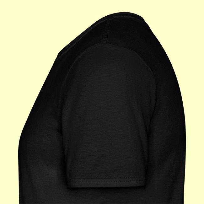 Fan-T-Shirt Aktivist Schwarze Pumpe