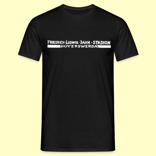 Fan-T-Shirt Friedrich-Ludwig-Jahn-Stadion Hoyerswerda - Männer T-Shirt