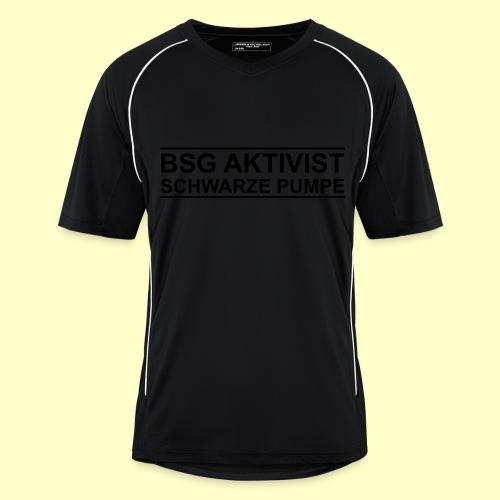Fan-Trikot BSG Aktivist Schwarze Pumpe mit eigenem Namen/Rückennummer - Männer Fußball-Trikot