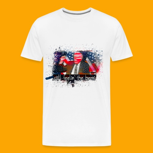 Still feelin' the Bern. - Men's Premium T-Shirt