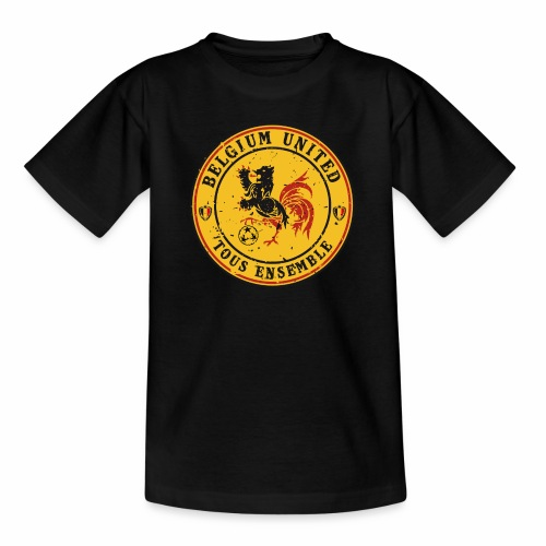 Be United Kids B - Kids' T-Shirt