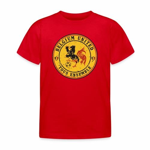 Be United Kids Red - Kids' T-Shirt