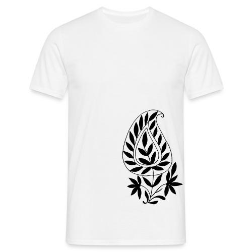 Blatt T-Shirt  - Männer T-Shirt