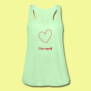 Love myself - Frauen Tank Top von Bella