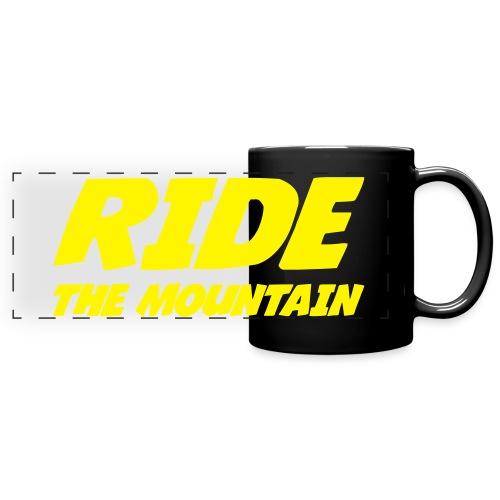 mug RIDE THE MOUNTAIN - Mug panoramique uni