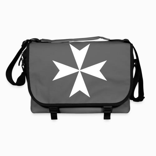 Sac bandoulière Croix de Malte - Sac à bandoulière