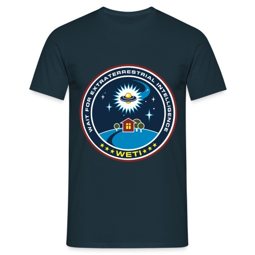 Official WETISHIRT - Men's T-Shirt