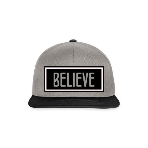 Positive hat - Snapback Cap