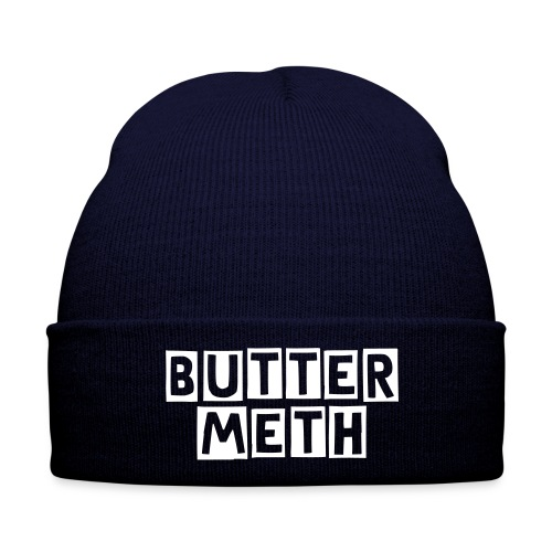 Butter Meth beanie - Winter Hat
