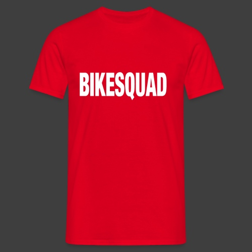 Bikesquad T-Shirt - Männer T-Shirt