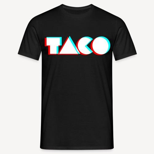 Taco Classic. Heren t-shirt - Mannen T-shirt