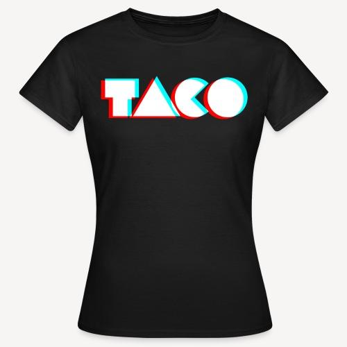 TACO Classic. Dames t-shirt - Vrouwen T-shirt