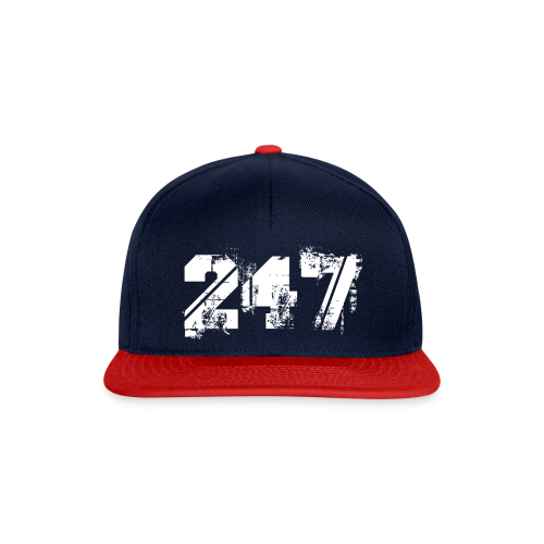 247 Lifestyle Snapback - Snapback Cap