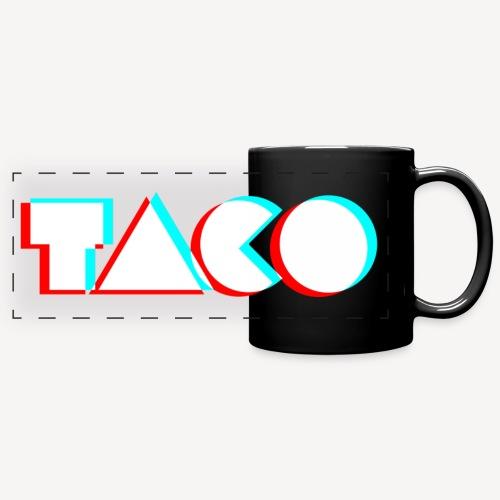TACO Classic. Mok - Panoramamok gekleurd