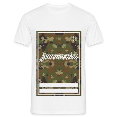 Camouflage Logo Shirt 2016 - Männer T-Shirt