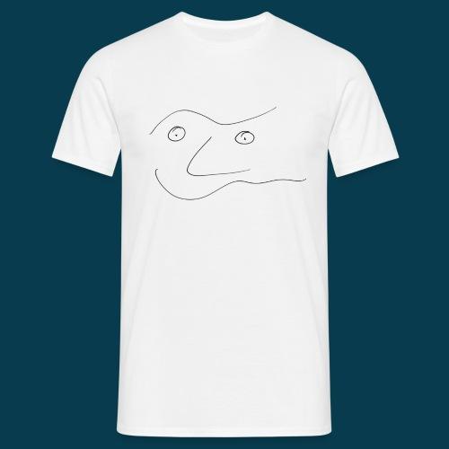 T-Shirt Chabisface Sosolala - Männer T-Shirt