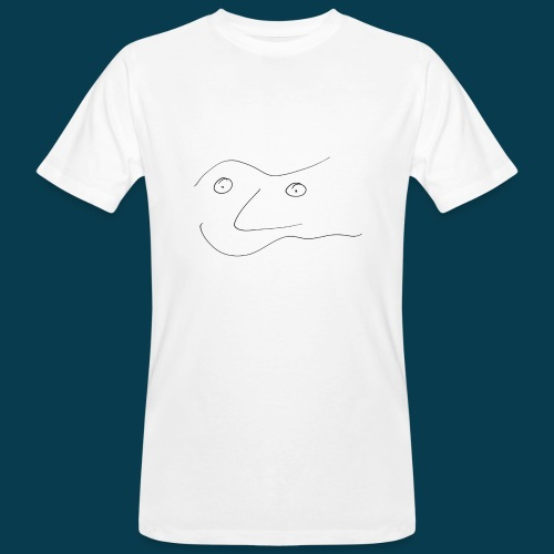 T-Shirt Chabisface Sosolala - Männer Bio-T-Shirt