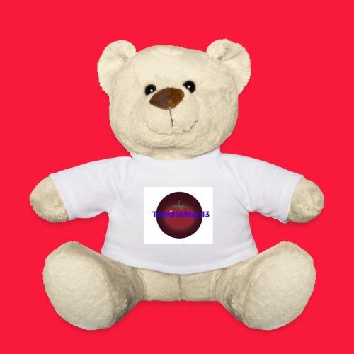 1ST LOGO Tomato Bear - Teddy Bear