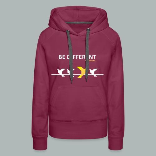 Sweat Shirt Femme - Sweat-shirt à capuche Premium pour femmes