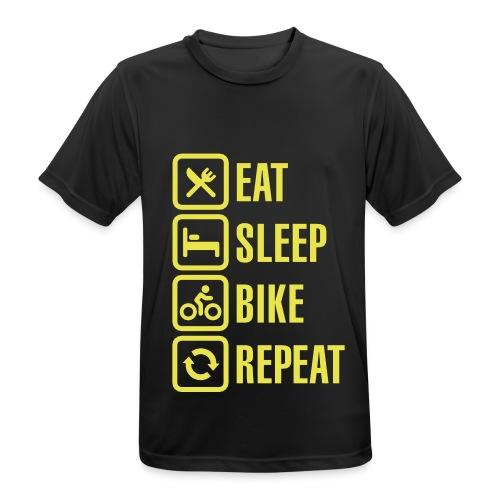 t shirt sport humoristique - T-shirt respirant Homme