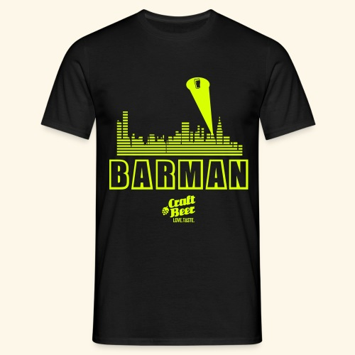 BARMAN - Männer T-Shirt