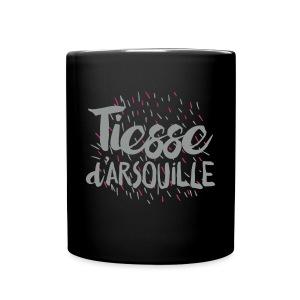 Mug TIESSE d'ARSOUILLE - Tasse en couleur