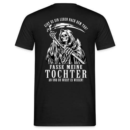 Leben nach Tad - Männer T-Shirt