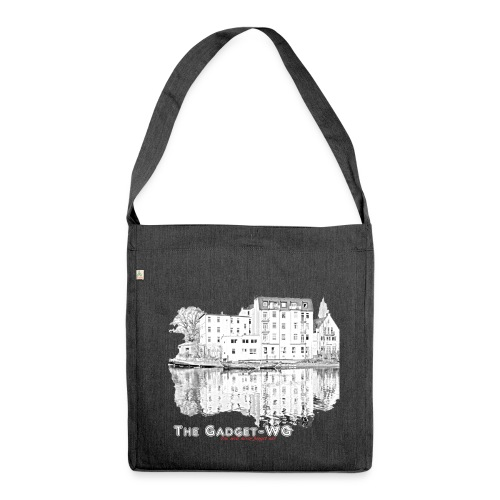 The Beudeeel - Schultertasche aus Recycling-Material