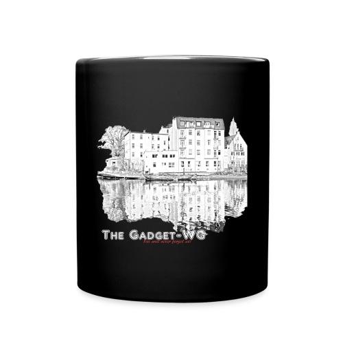 Kaffeetasche - Tasse einfarbig