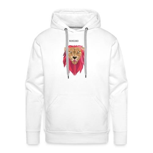 Hoodie The Royal Lion - Men's Premium Hoodie
