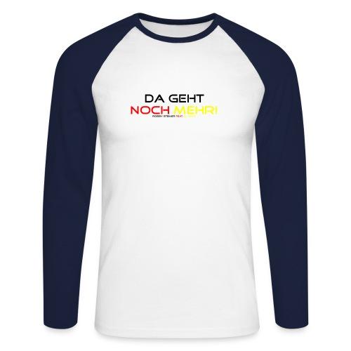 Robby Steiner Fan Longsleve EM Edition - Männer Baseballshirt langarm