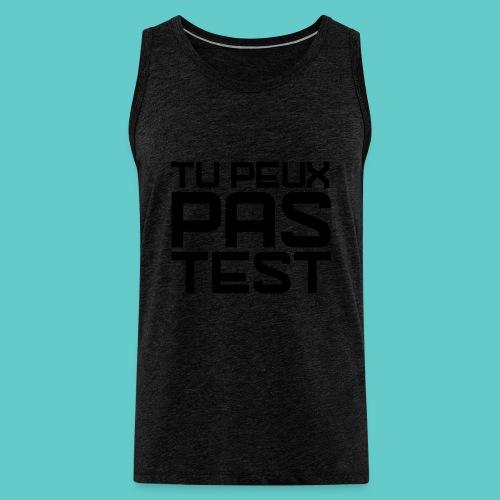 Tshirt TPPT - Débardeur Premium Homme