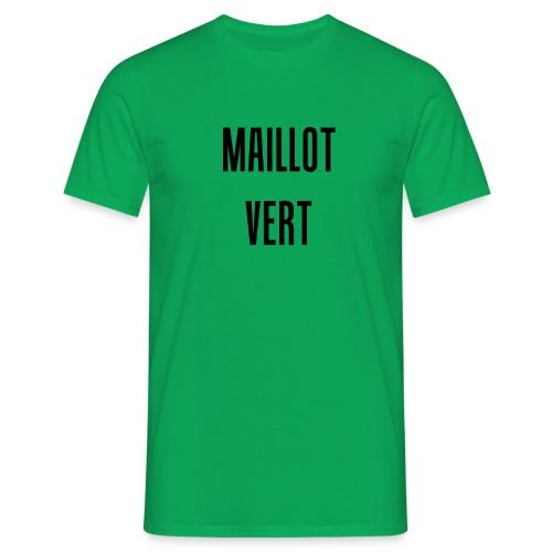 Maillot Vert - Men's T-Shirt