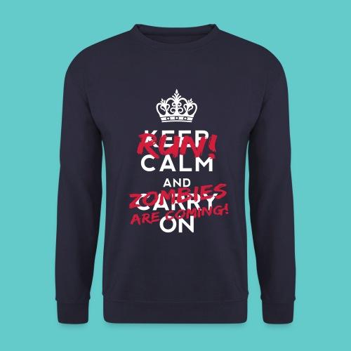 TeeShirt homme KeepCalm - Sweat-shirt Homme