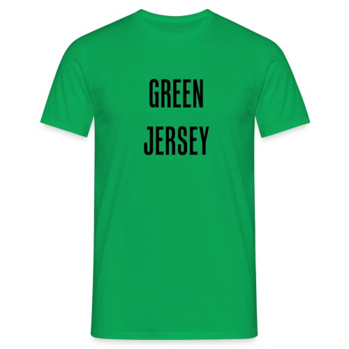 Green Jersey - Men's T-Shirt