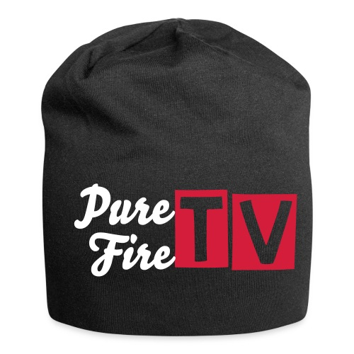 Pure Fire TV Beanie - Jersey Beanie