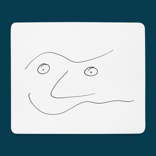 Mausmatte Chabisface Sosolala - Mousepad (Querformat)