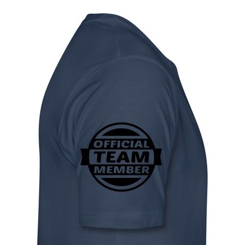 TG247_Official-T-Shirt (Male) - Men's Premium T-Shirt