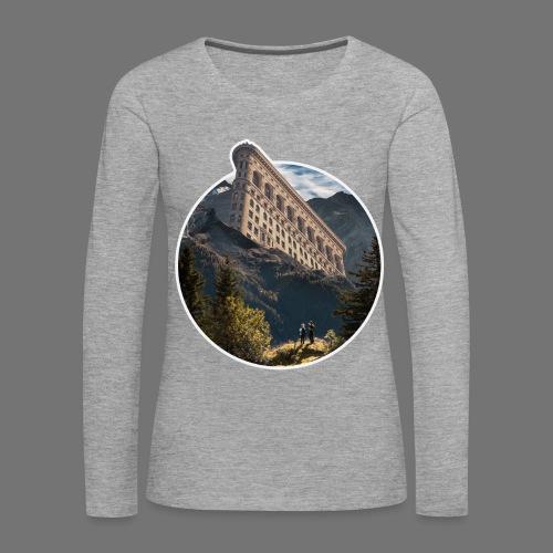 Mountainhouse - Frauen Premium Langarmshirt