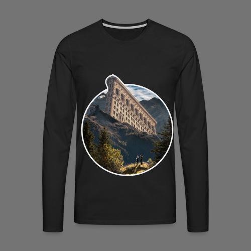 Mountainhouse - Männer Premium Langarmshirt