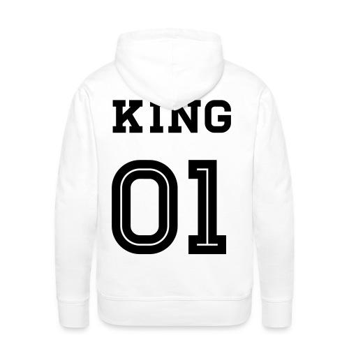 King&Queen Hoodie - Männer Premium Hoodie