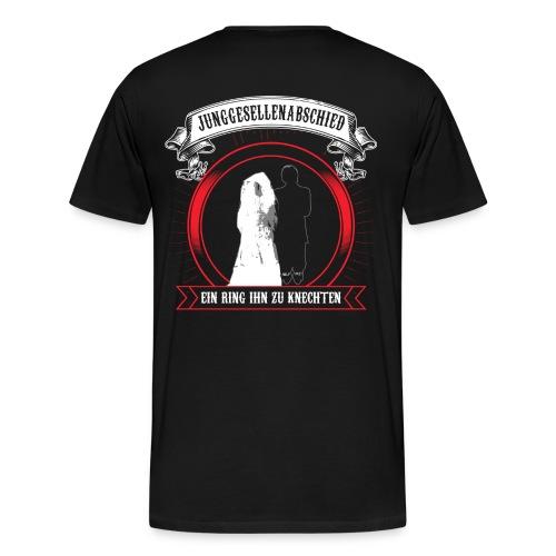 HELP ME ! Junggesellenabschied JGA - Männer Premium T-Shirt