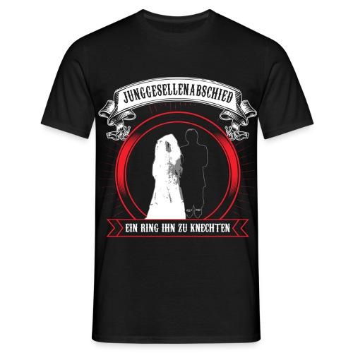 HELP ME ! Junggesellenabschied JGA - Männer T-Shirt