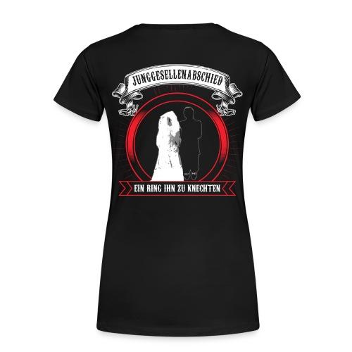 HELP ME ! Junggesellenabschied JGA - Frauen Premium T-Shirt