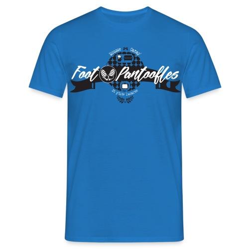 T-shirt FOOT PANTOOFLES Ed.limitée - T-shirt Homme